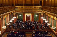 Highlight for album: Vienna Musikverein Concert Tour 2014